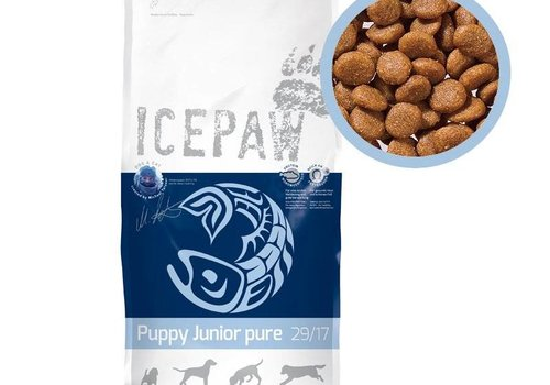 ICEPAW Puppy Junior pure Trockenfutter