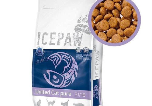 ICEPAW United cat pure
