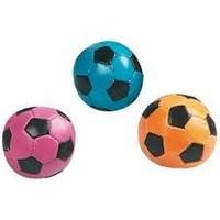 Softball für Hunde Fußball Neon