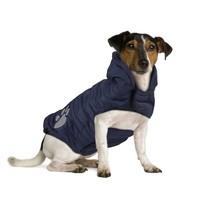 Hundemantel Paw dunkelblau