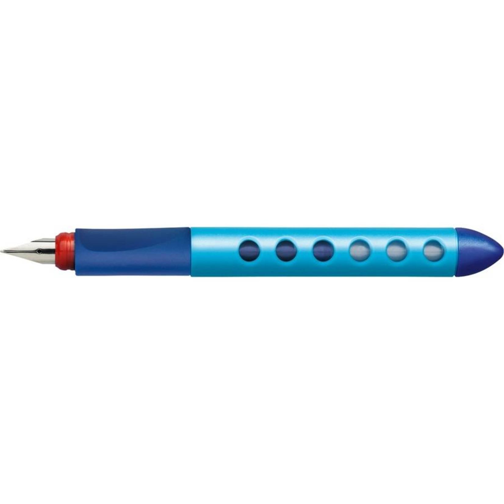 Faber-Castell SCRIBOLINO Schulfüllhalter blau Rechtshänder