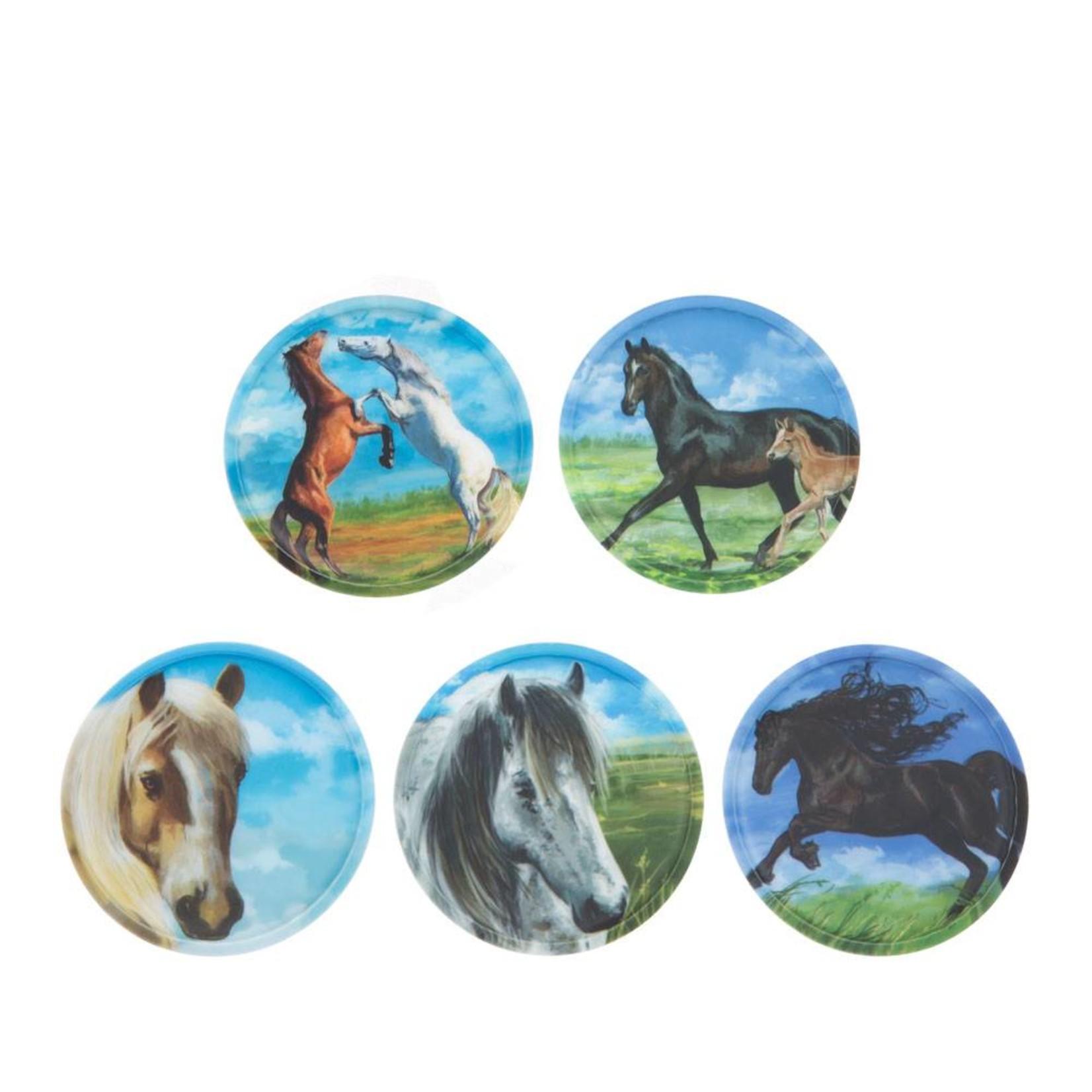 ERGOBAG ERGOBAG KLETTIE SET 5tlg Pferde