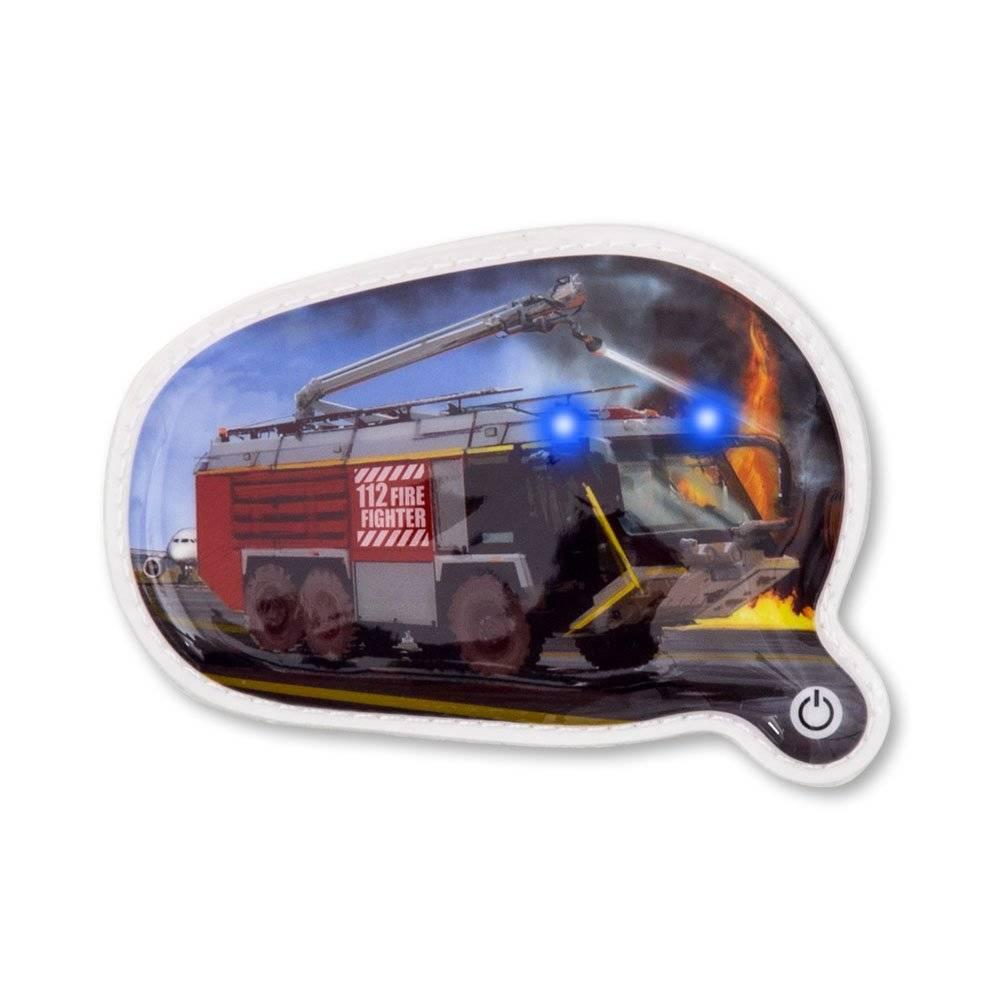 ERGOBAG BLINKIE KLETTIE 1tlg Feuerwehr 17