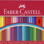 Faber-Castell Faber Castell Colour Grip Bunstifte 48Stk in Metalletui
