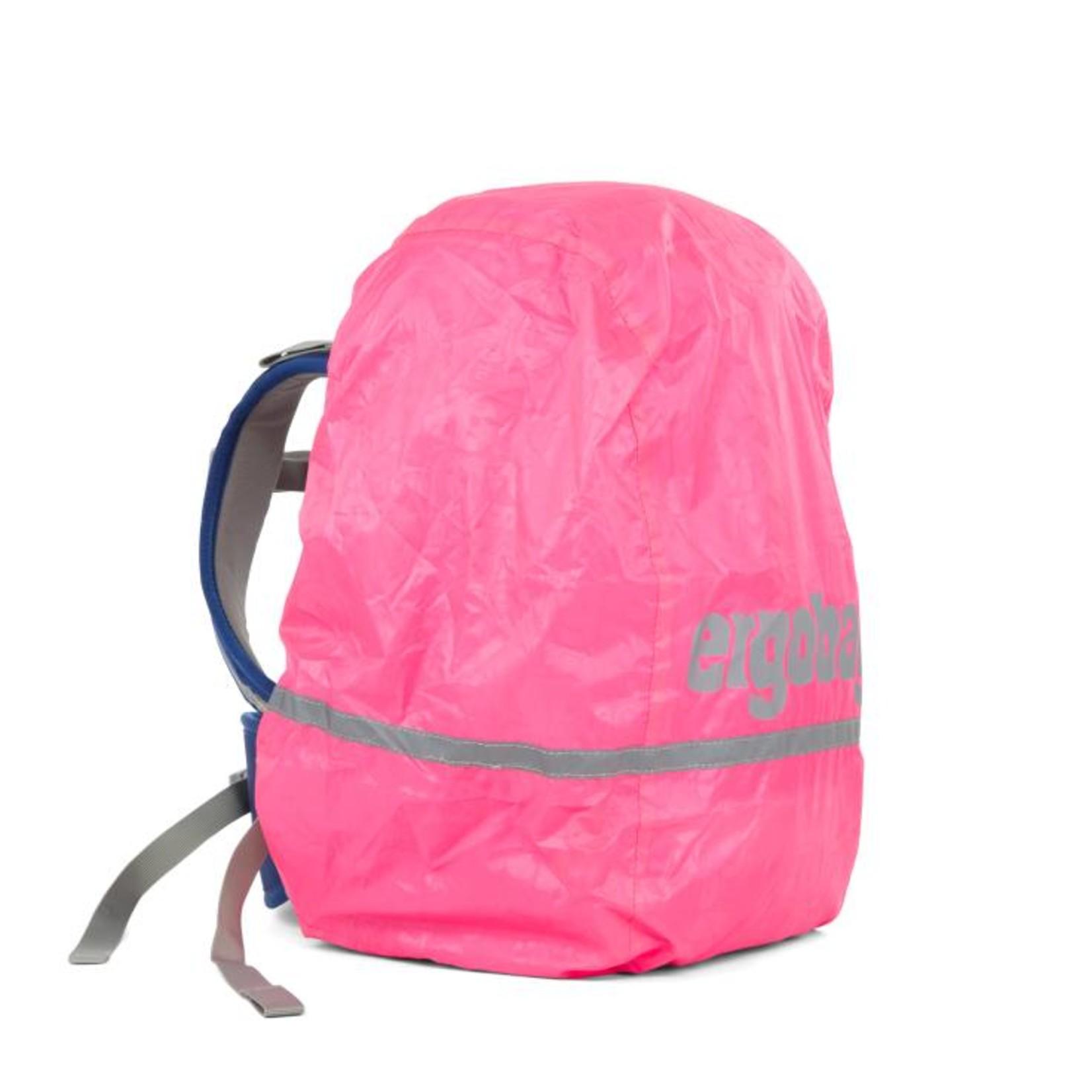 ERGOBAG Ergobag Regencape Shiny Pink Regenhülle