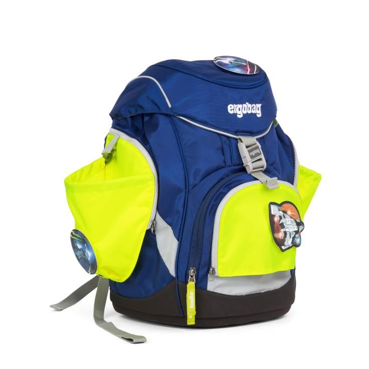ERGOBAG ERGOBAG PACK Seitentaschen ZIP SET 3tlg gelb