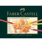 Faber-Castell Faber Castell Polychromos 120Stk in Metallbox
