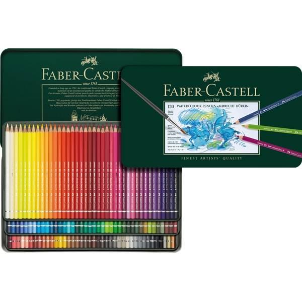 Faber-Castell Faber Castell Albrecht Dürer Künstlerstifte 120Stk in Metallbox