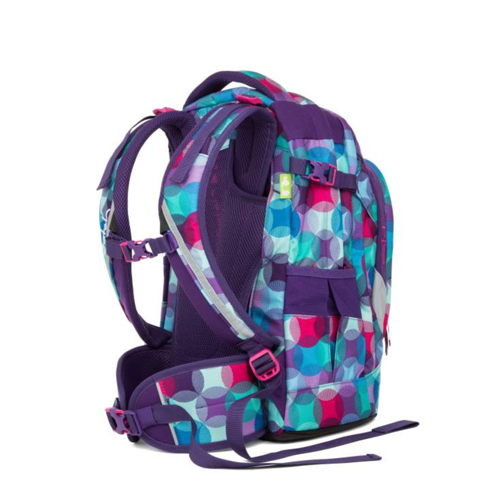 SATCH SATCH PACK Schulrucksack Hurly Pearly Bunte Punkte