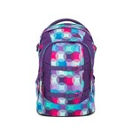 SATCH PACK Schulrucksack Hurly Pearly Bunte Punkte 17