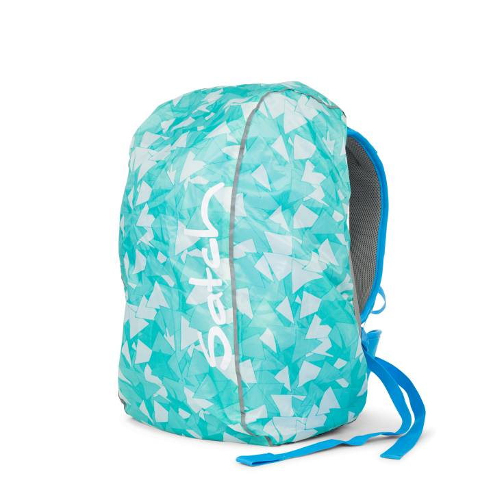 SATCH REGENCAPE mint green