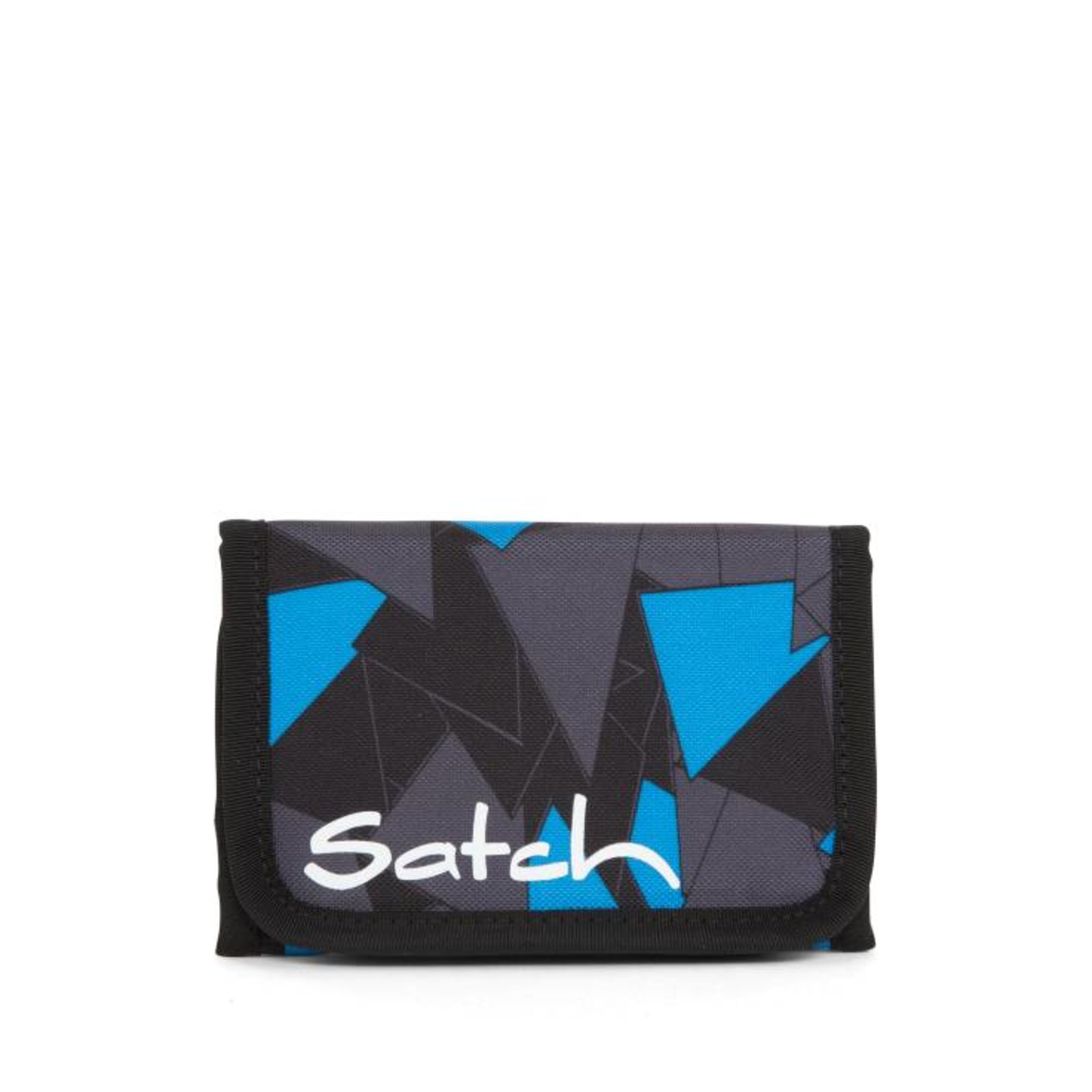 SATCH SATCH Portemonnaie Blue Triangle dreiecke blau 17