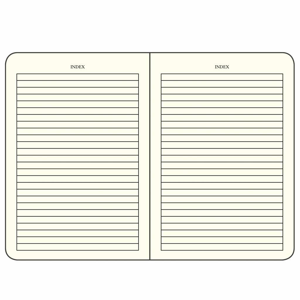 Leuchtturm Bullet Journal Notizbuch Medium A5 Hardcover schwarz dotted