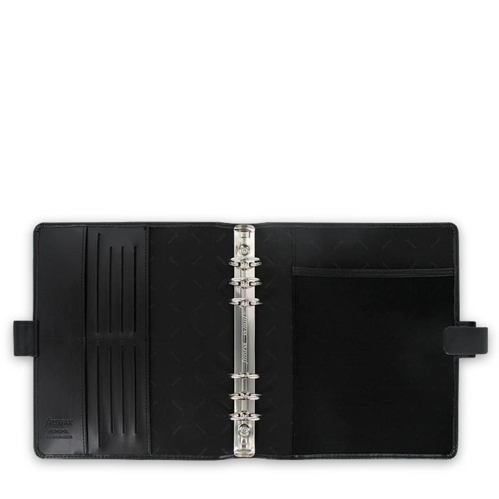Filofax A5 METROPOL schwarz