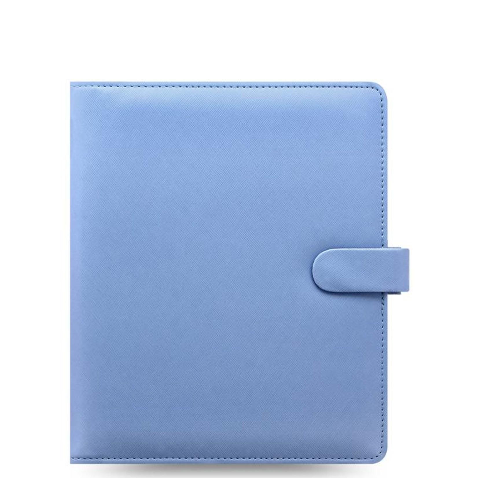 Filofax A5 SAFFIANO Vista Blue