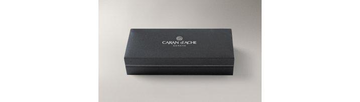 Caran d'Ache Ecridor XS Rétro Kugelschreiber, silber
