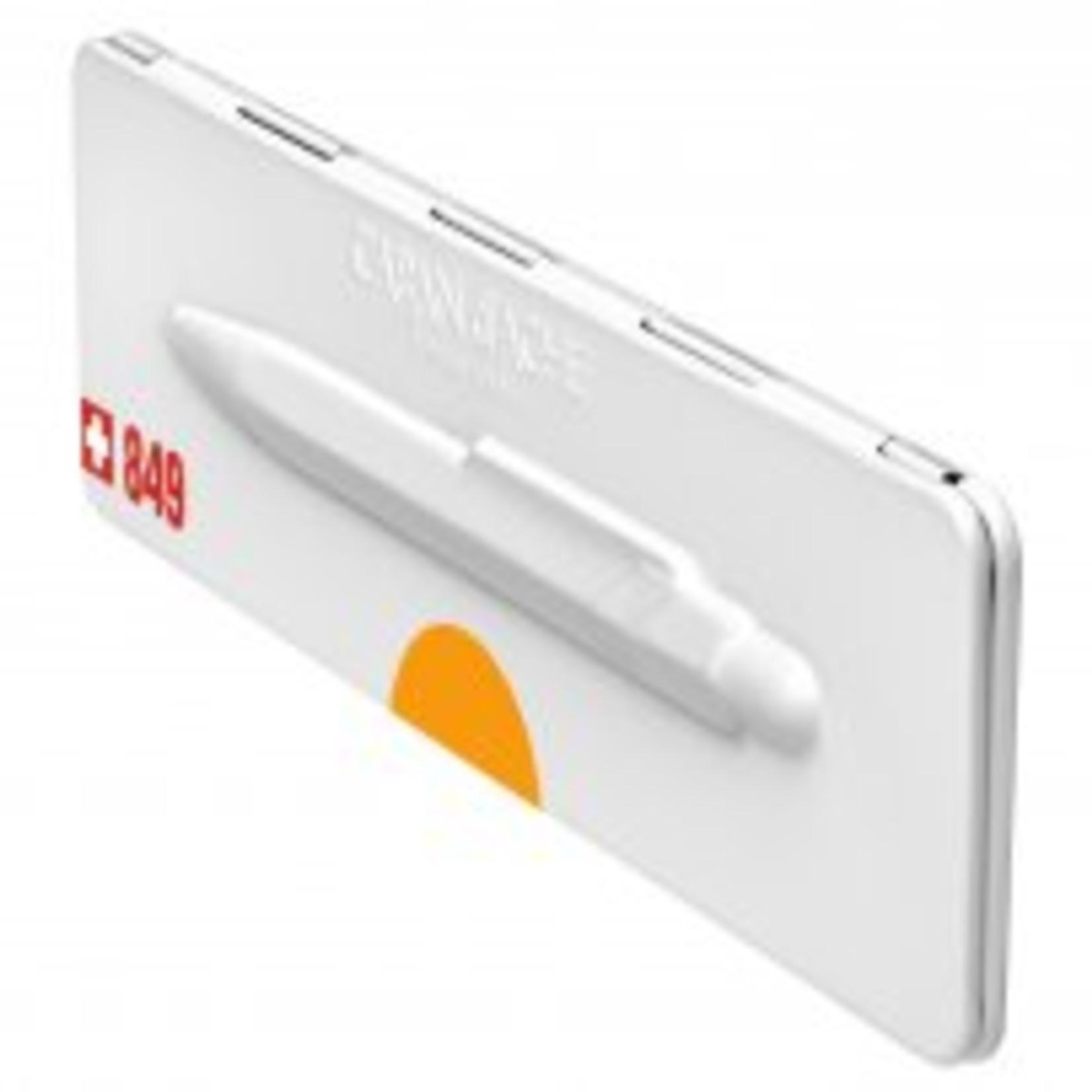 Caran d'Ache 849 Pop Line Kugelschreiber mit Etui, orange