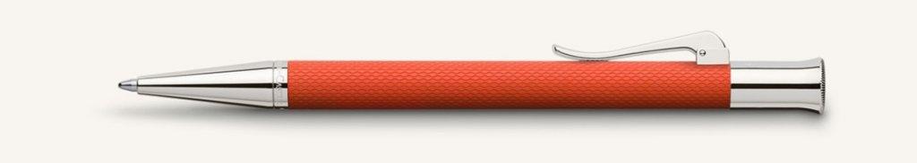 Faber-Castell Kugelschreiber Farbwelten Guilloche Burned Orange