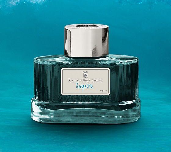 Faber-Castell Tintenglas Farbwelten Turquoise 75ml