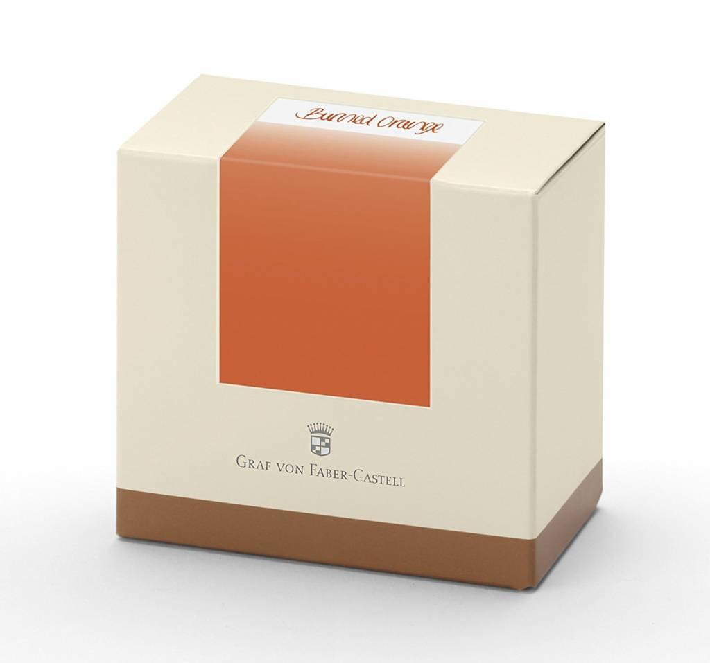 Faber-Castell Tintenglas Farbwelten Burned orange 75ml