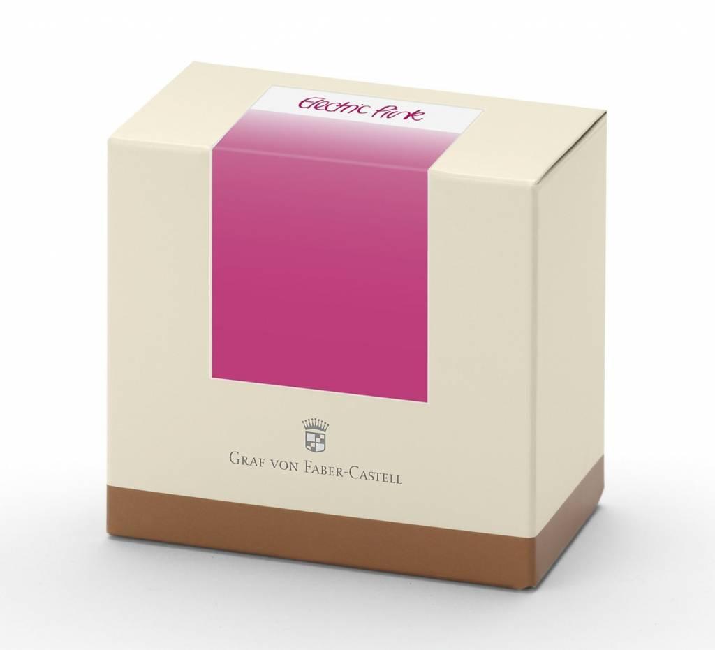 Faber-Castell Tintenglas Farbwelten Electric Pink 75ml