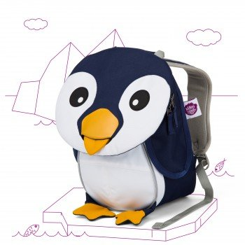 AFFENZAHN AFFENZAHN TIERRUCKSACK 1-3 J. Pepe Pinguin 17