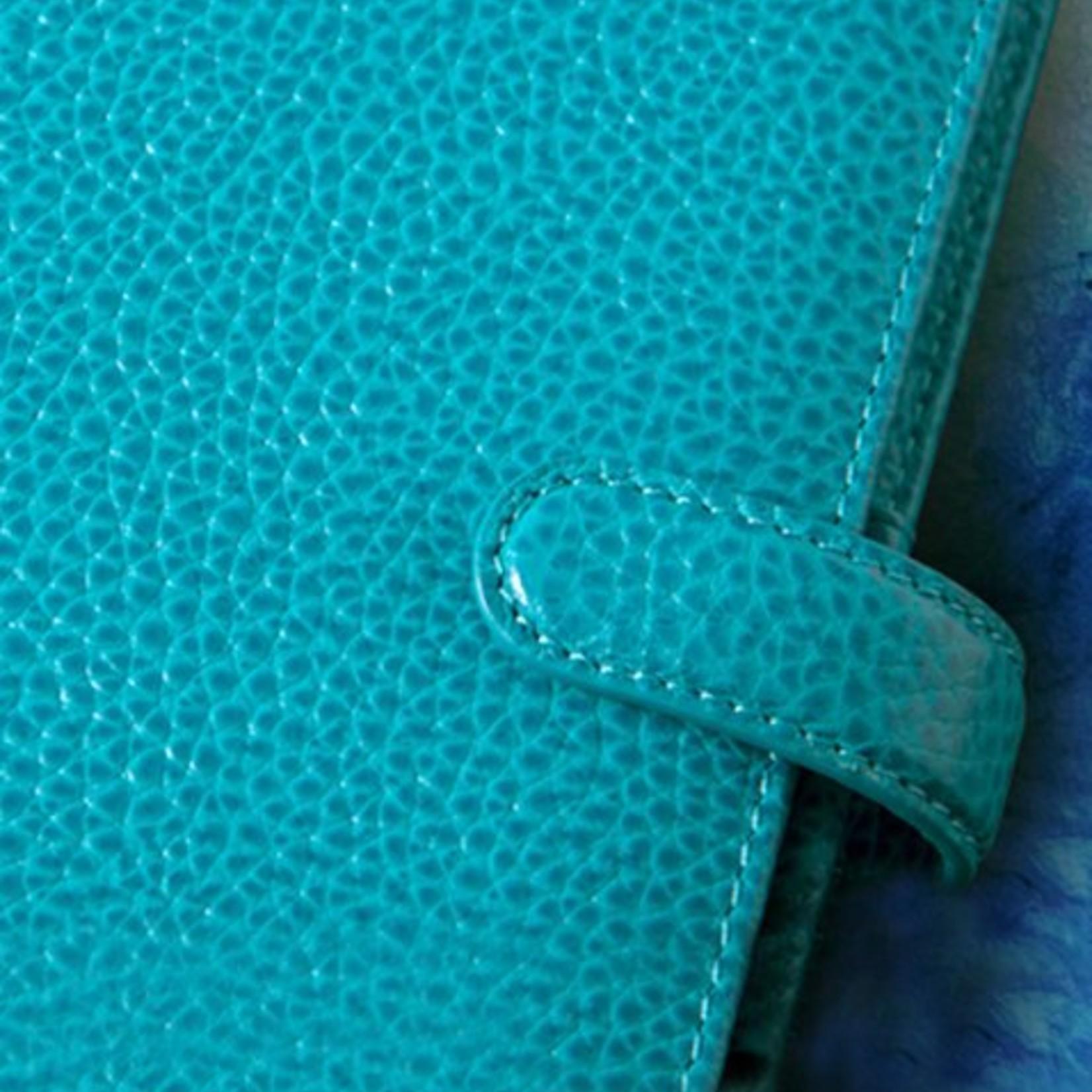 Filofax POCKET FINSBURY Aqua