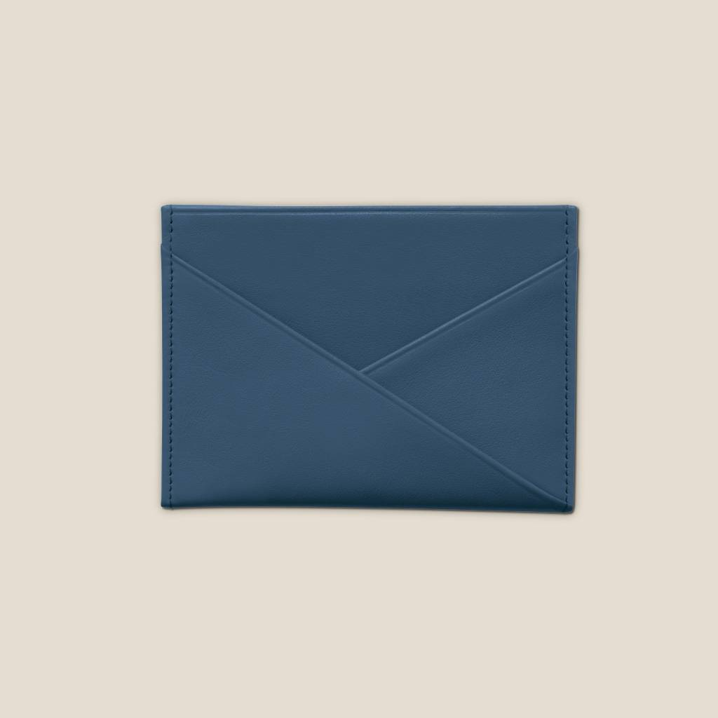Treuleben Treuleben Credit Card Caddy Prussian Blue