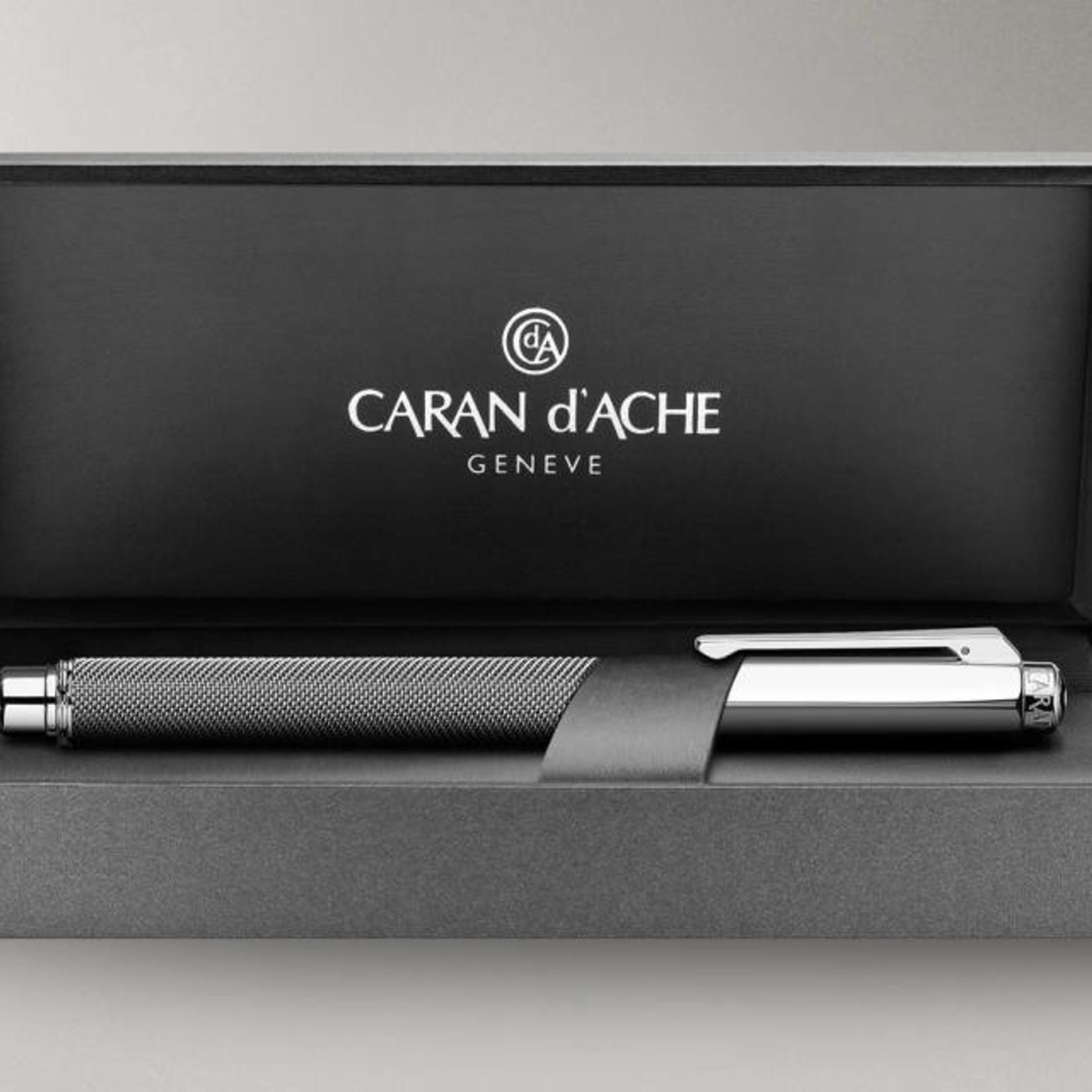 Caran d'Ache Varius Ivanhoé Kugelschreiber, silber