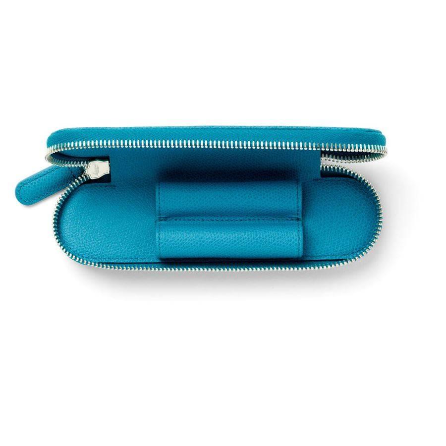 Graf von Faber-Castell GvFC Etui 2-er Farbwelten Gilf Blue RV