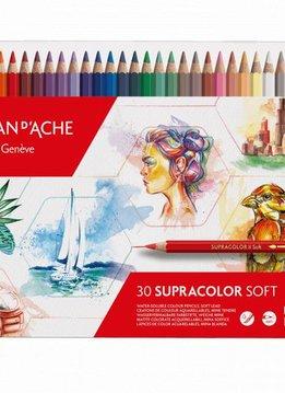 Caran d'Ache Carandache SUPRACOLOR 30Stk LIMITIERTE Edition 30Jahre