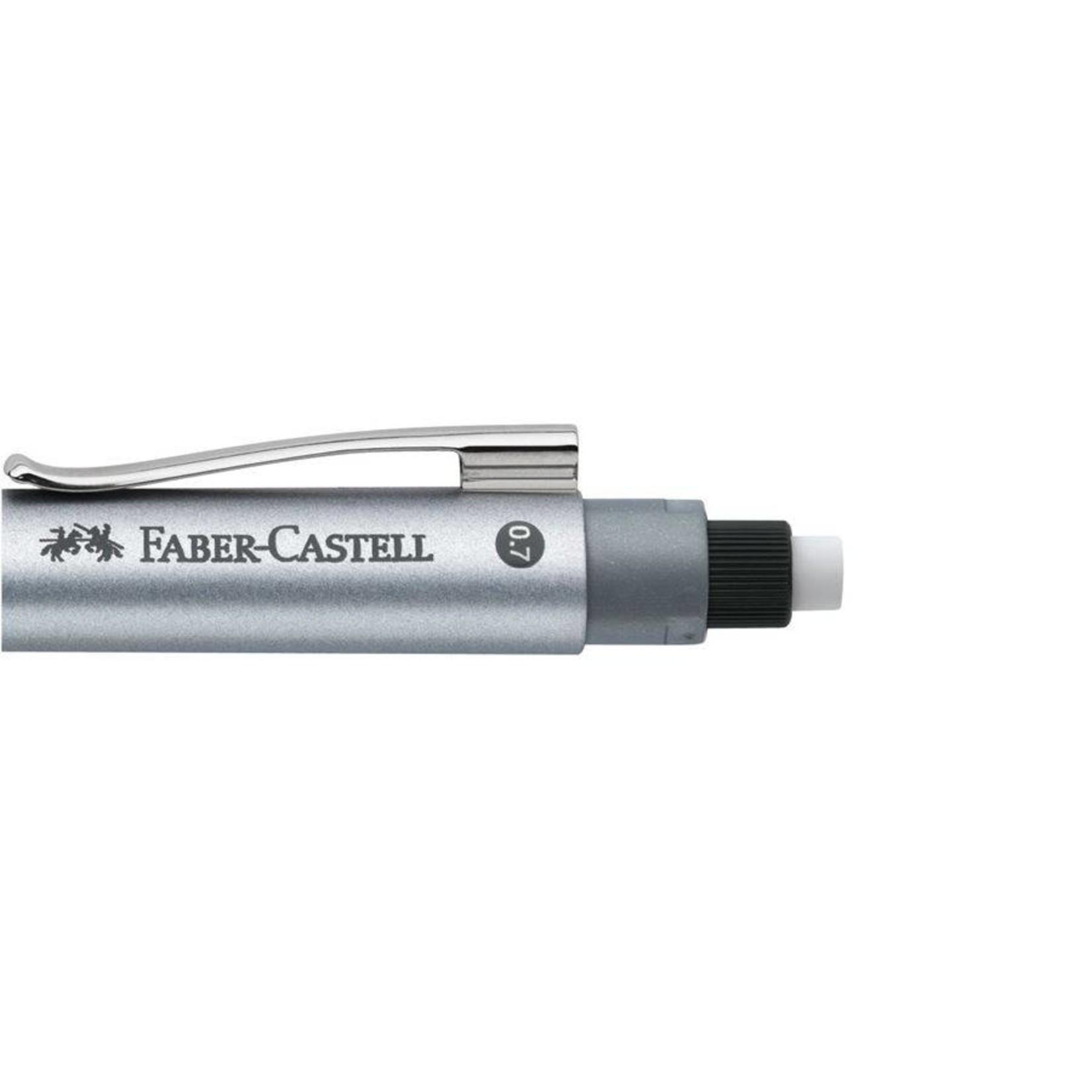Faber-Castell FC GRIP 2011 Druckbleistif 0,7 silber