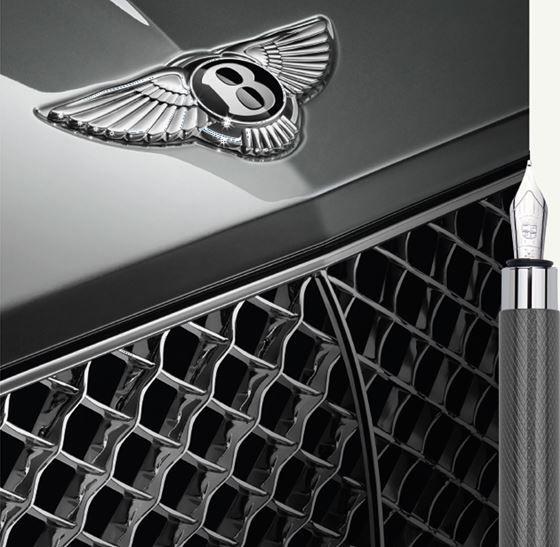Graf von Faber-Castell GvFC Bentley FH Tungsten B