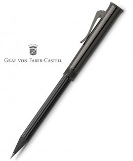 Faber-Castell Graf von Faber Castell Perfekter Bleistift Black Edition