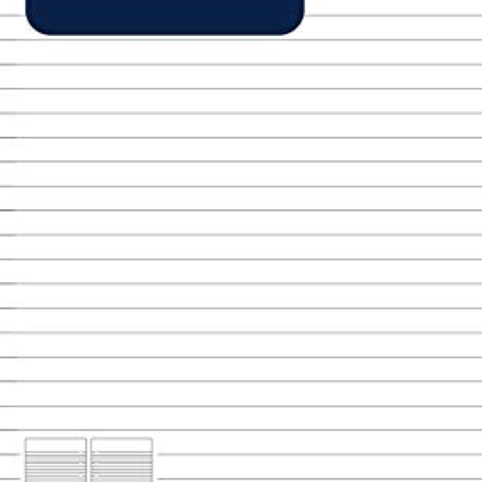 Filofax Filofax Einlage Personal, Papier liniert, 100 Bl., weiß