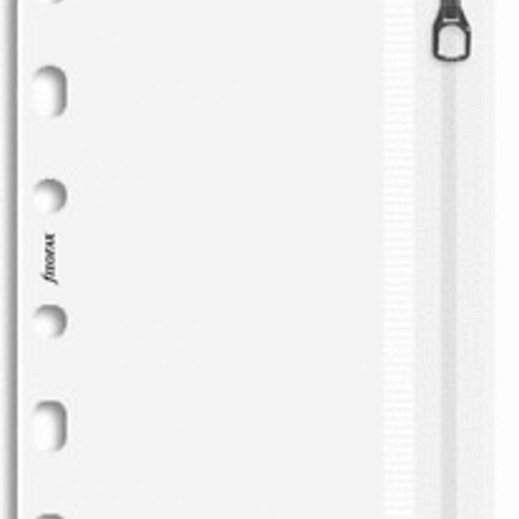 Filofax Filofax Einlage Pocket Sichthülle mit Zipp