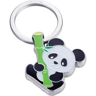 Troika Anhänger National Geographic Bamboo Panda