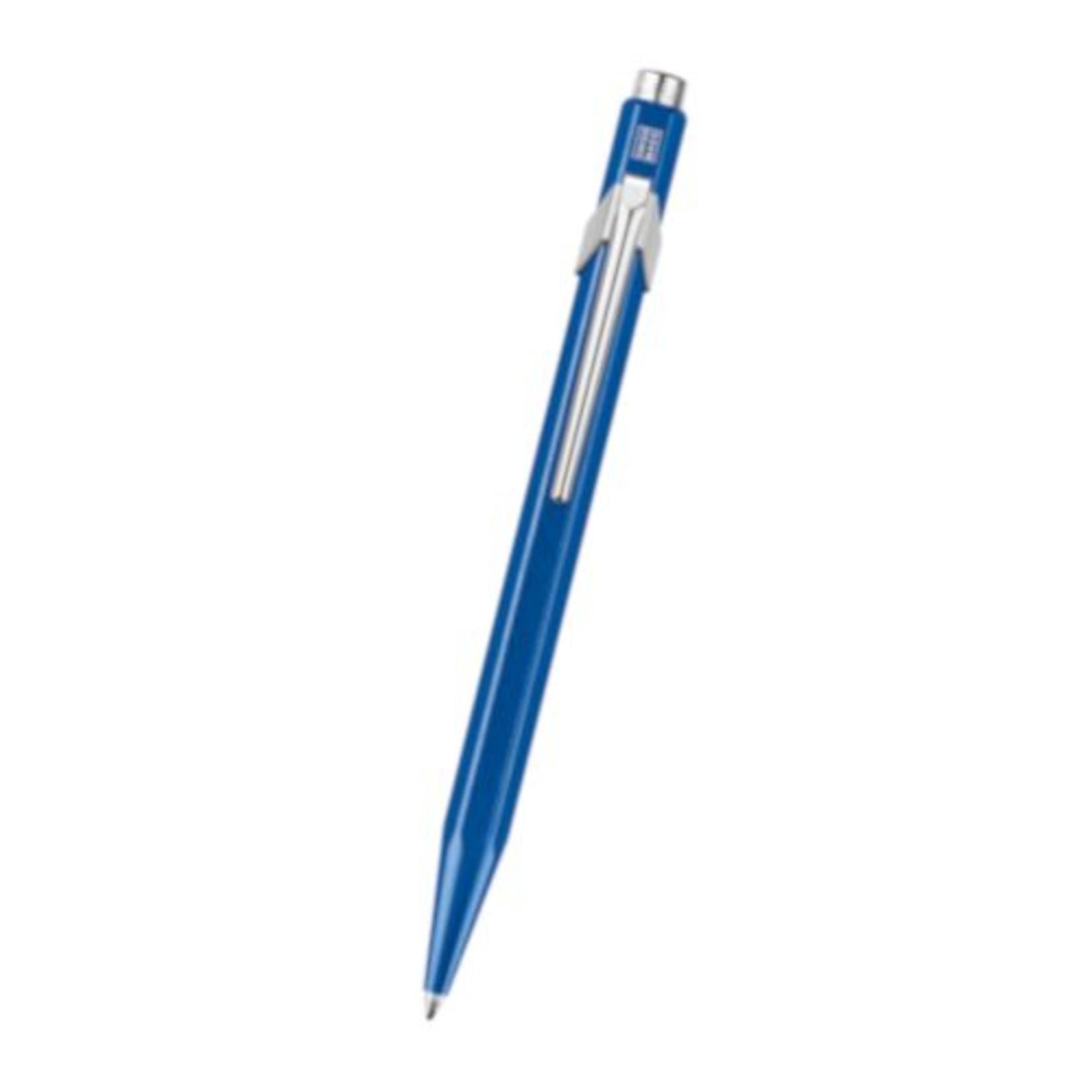 Caran d'Ache Kugelschreiber 849 Metall X Blau