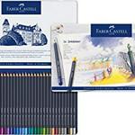 Faber-Castell Goldfaber Farbstifte 36Stk im Metalletui