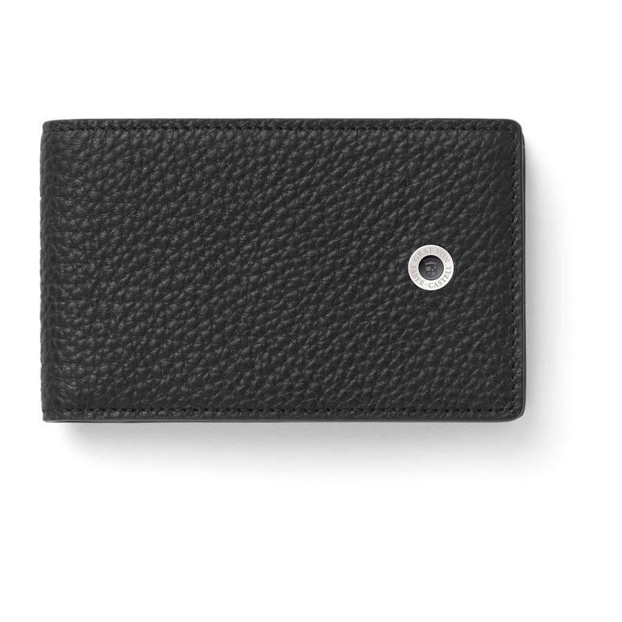 Graf von Faber-Castell GvFC Geldbörse Cashmere klein schwarz