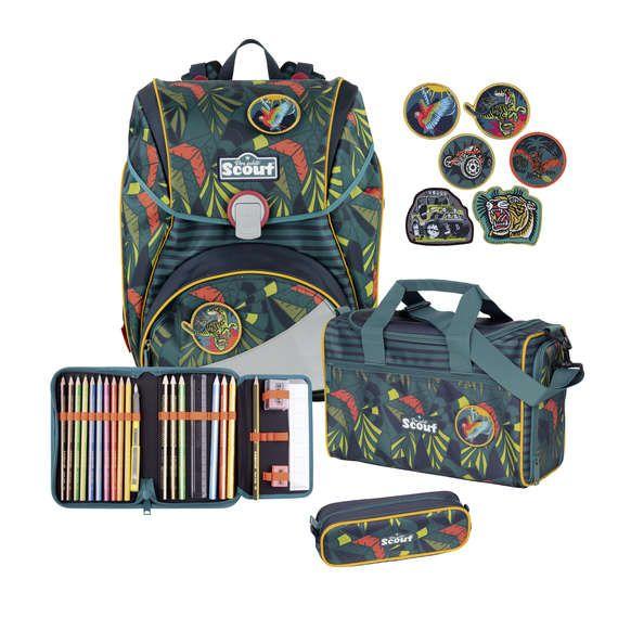 Steinmann Scout STICKY Alpha Set 4tlg Jungle 19