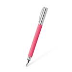 Faber-Castell AMBITION Füllfeder OpArt Pink Sunset F