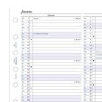 Filofax Deutschland POCKET Jahresplaner vert. D 2021