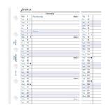 Filofax Deutschland POCKET Jahresplaner Englisch 2021