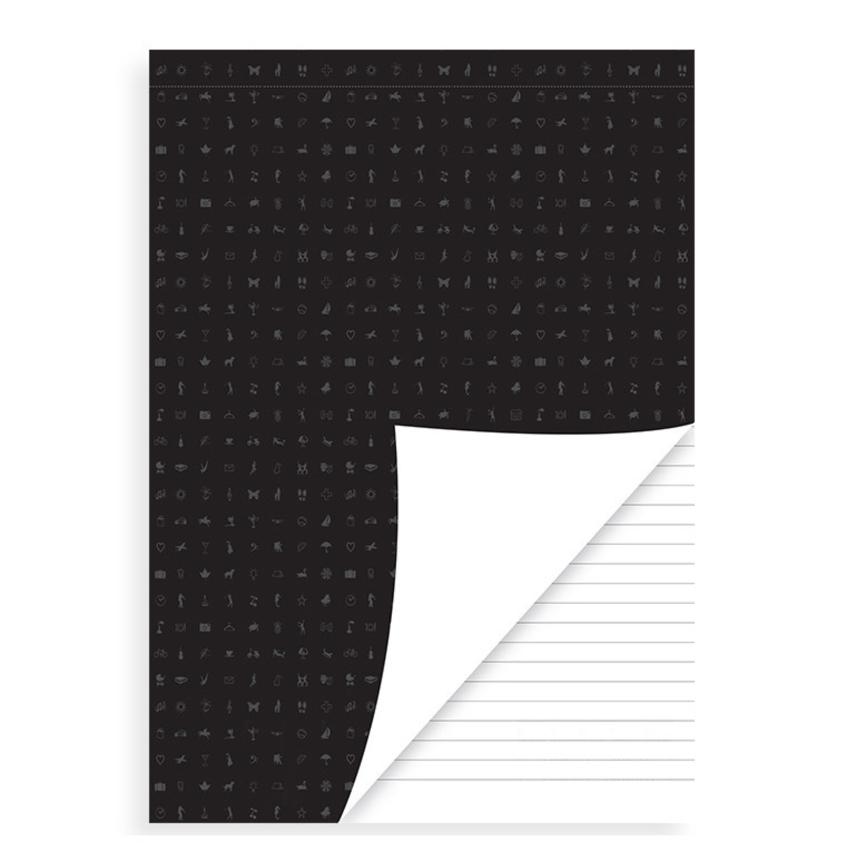 Filofax Deutschland A5 Notepad micro perforated liniert