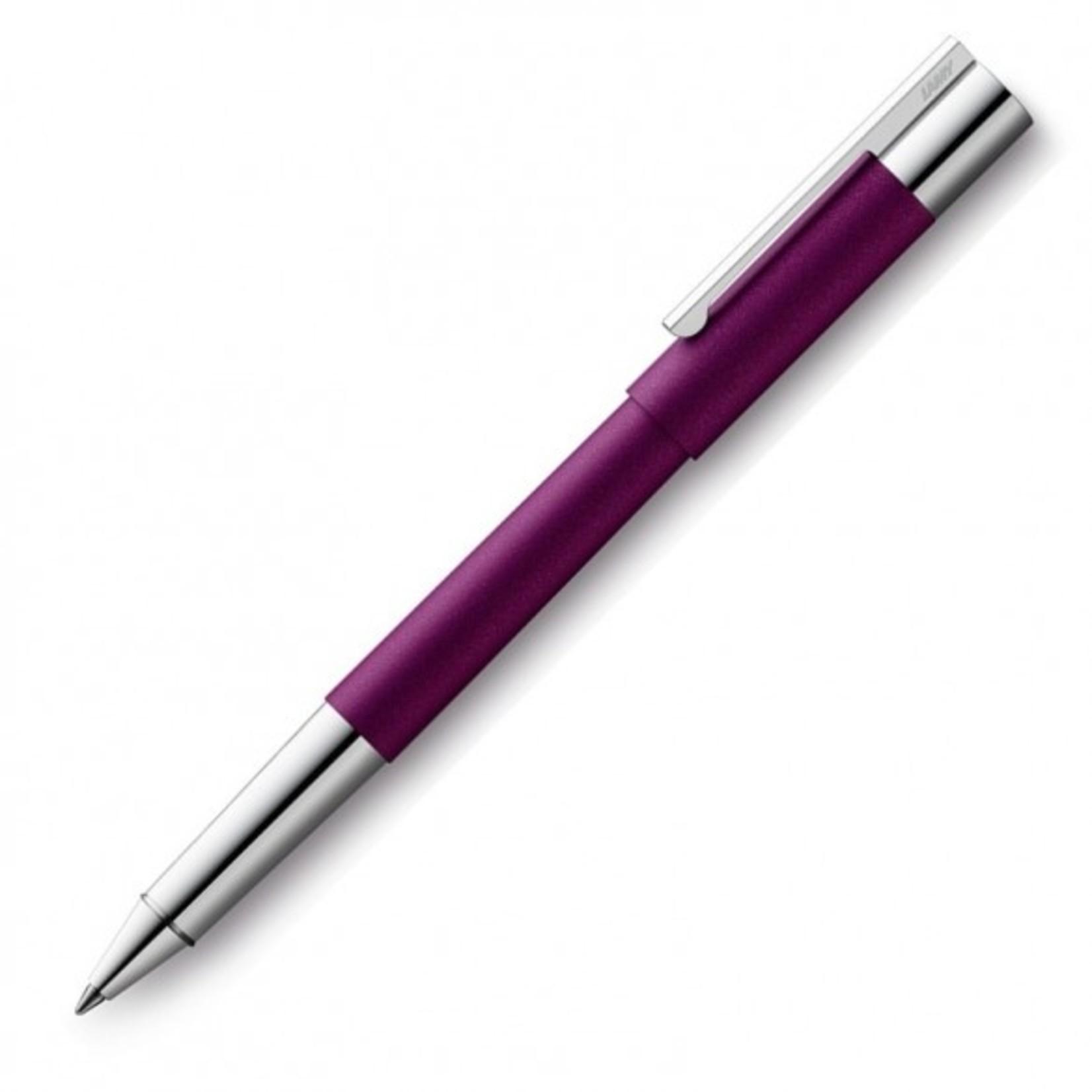 Lamy Lamy SCALA Tintenroller Dark Violett