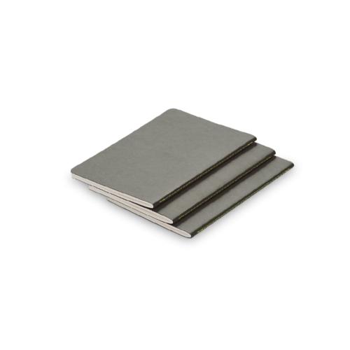 Lamy Lamy Notizhefte A5 3-er grey
