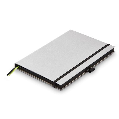 Lamy Lamy Notizbuch A6 HC silber/black