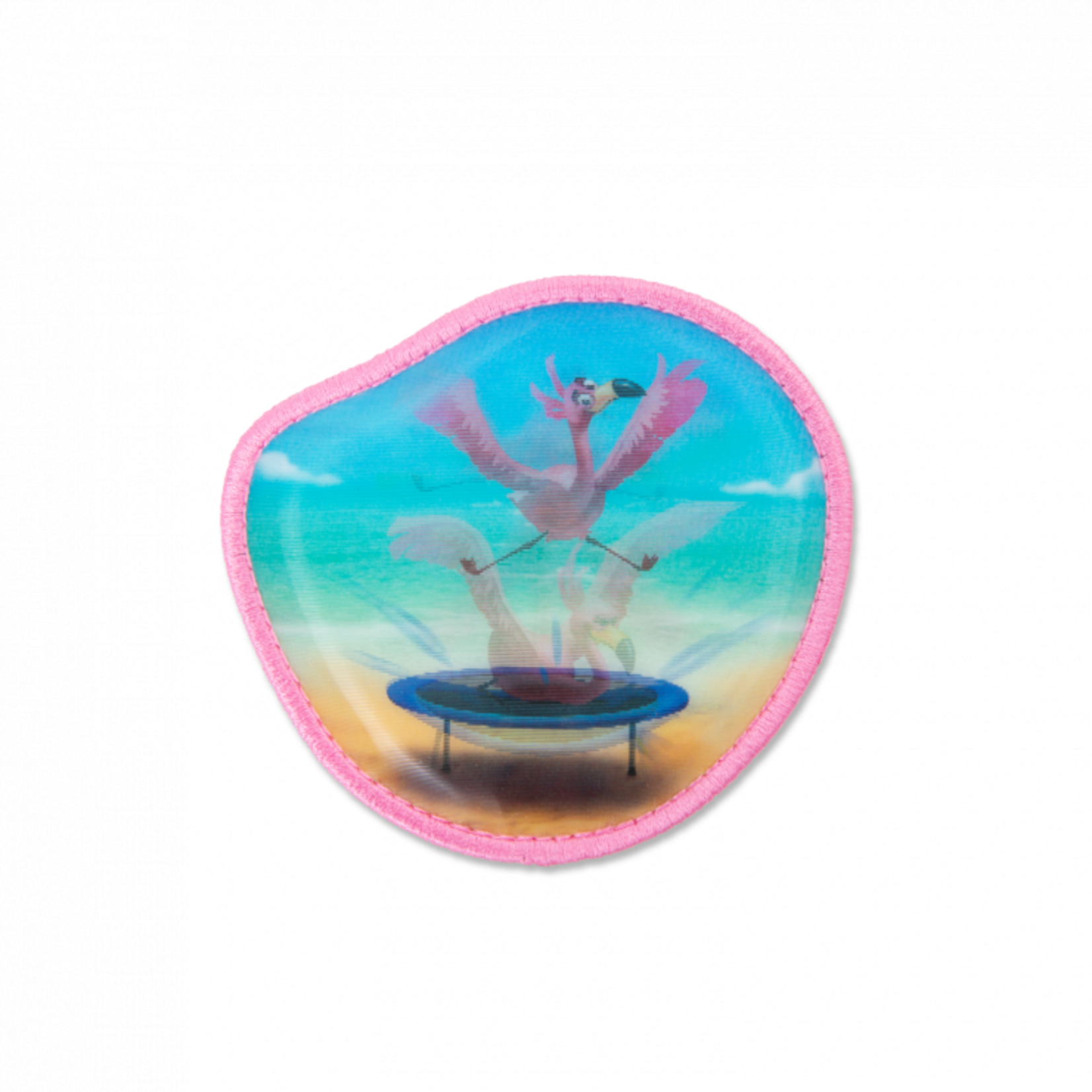 ERGOBAG Ergobag WACKEL-KLETTIE Flamingo 20
