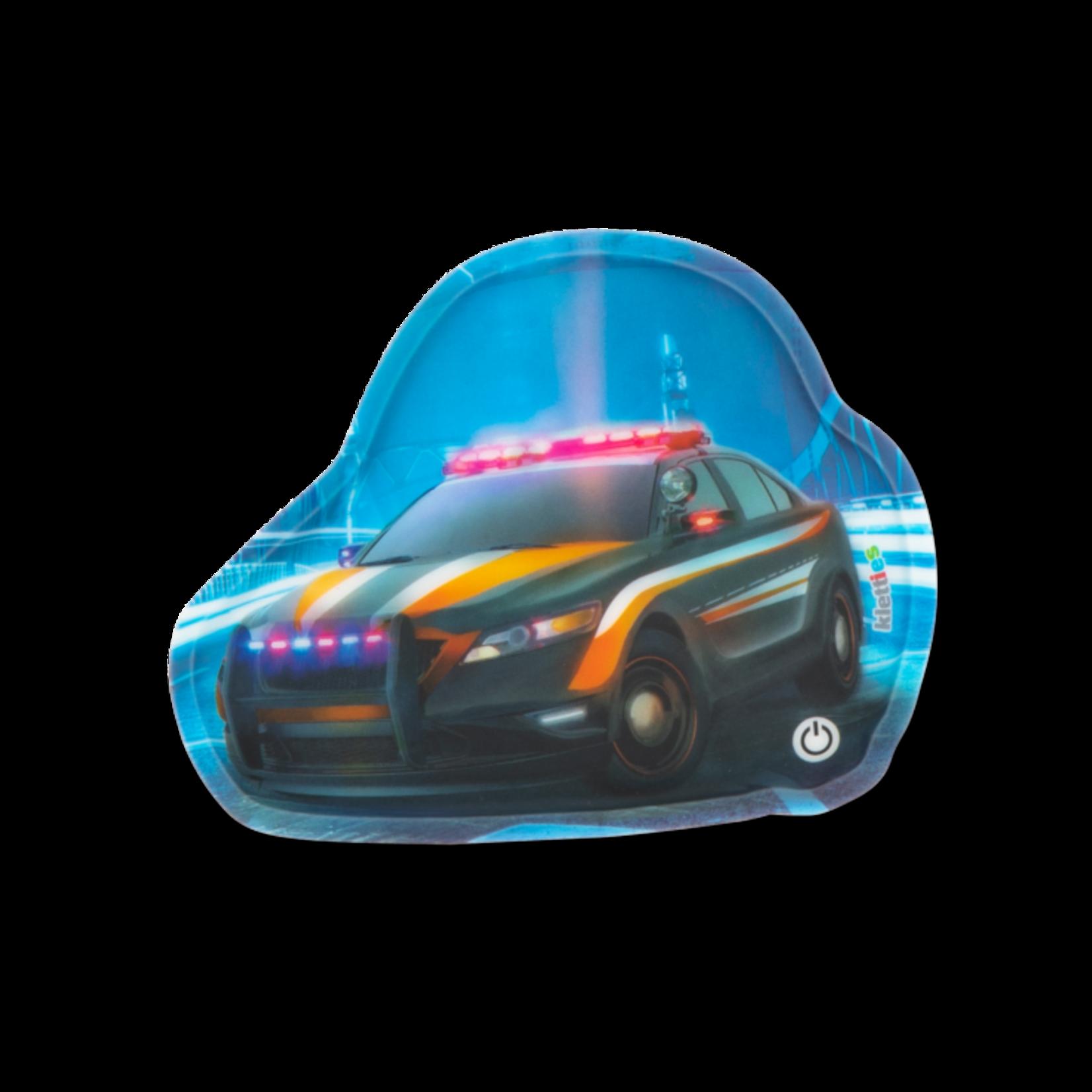 ERGOBAG ERGOBAG BLINKIE KLETTIE 1tlg Polizeiauto 20